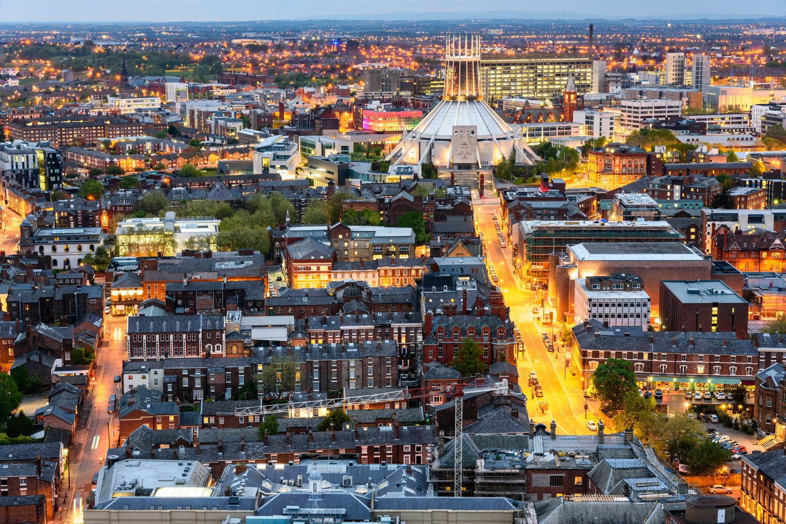 Liverpool Coworking Spaces, United Kingdom